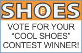Theroux Orthodontics Cool Shoes Contest