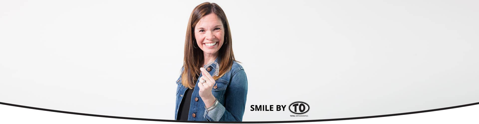 Smile By TO Header Picture at Total Orthodontics in Lone Tree and Greenwood Village CO