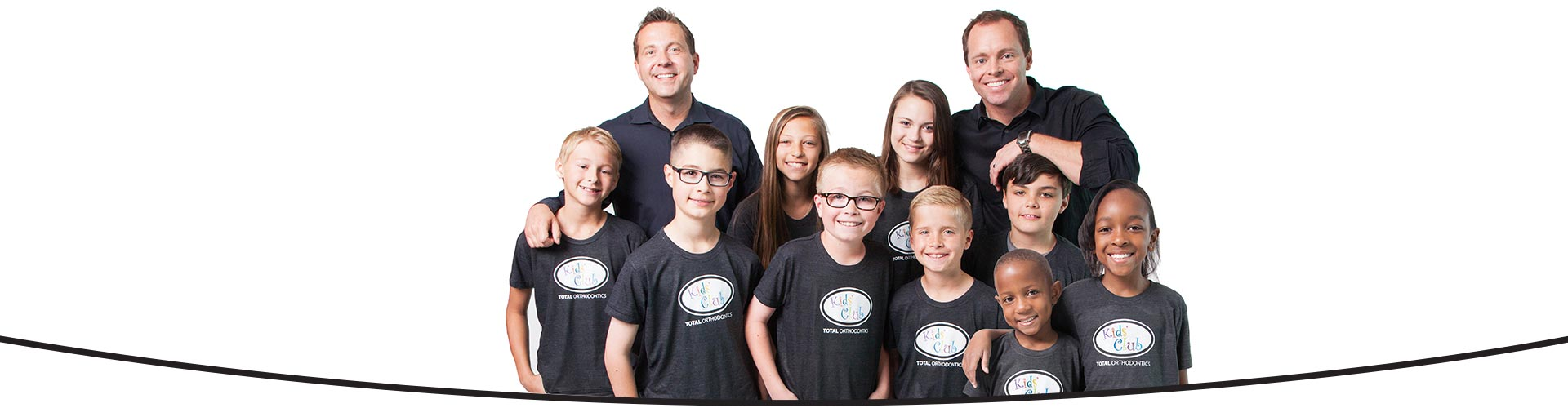 New Patients Photo at Total Orthodontics in Lone Tree and Greenwood Village CO