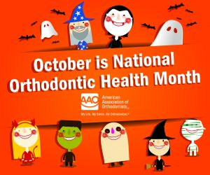 Orthodontic health Month Greenwood Village CO