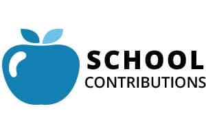 School Contribution Logo at Total Orthodontics in Lone Tree and Greenwood Village CO