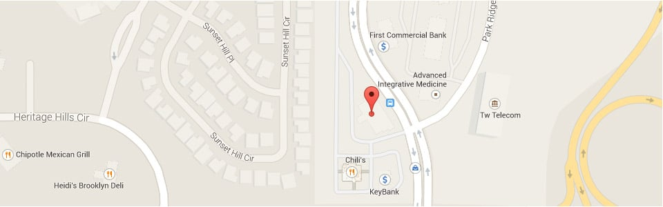 Lone Tree Colorado Map at Total Orthodontics inLone Tree and Greenwood Village CO
