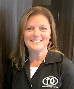 Theresa-Smile-for-a-Lifetime-and-School-Coordinator at Total Orthodontics in Greenwood Village and Lone Tree Co