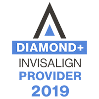 Total Orthodontics in Lone Tree and Greenwood Village CO is a 2019 Invisalign Diamond Plus Provider
